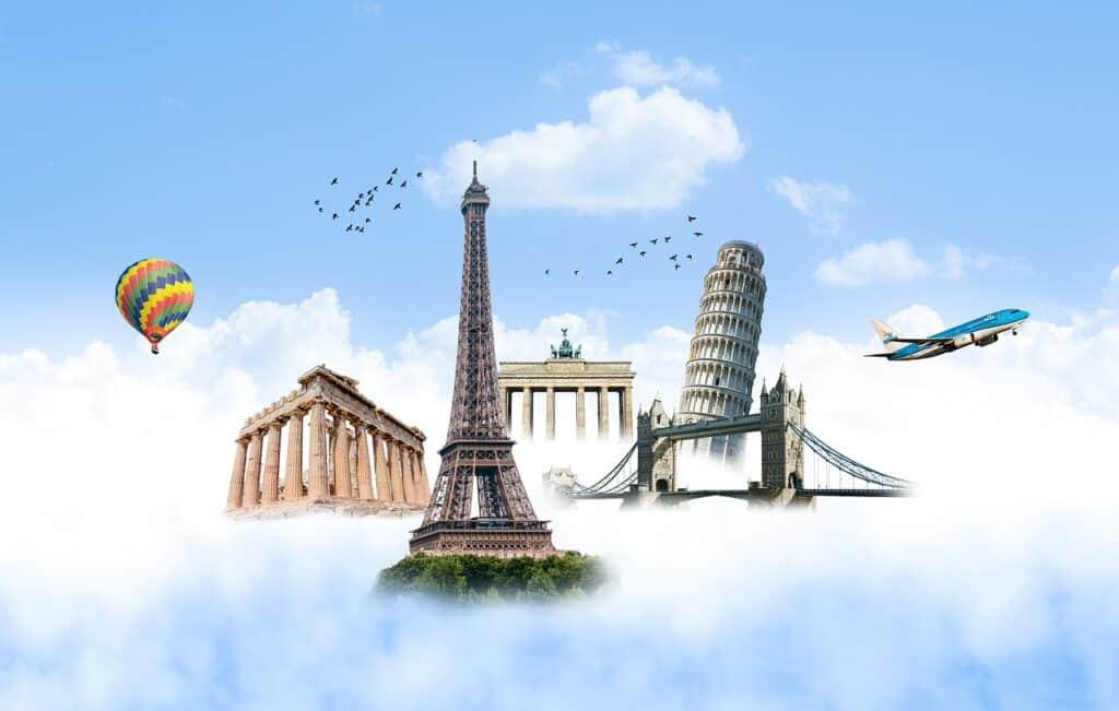 קידום אתרי תיירות