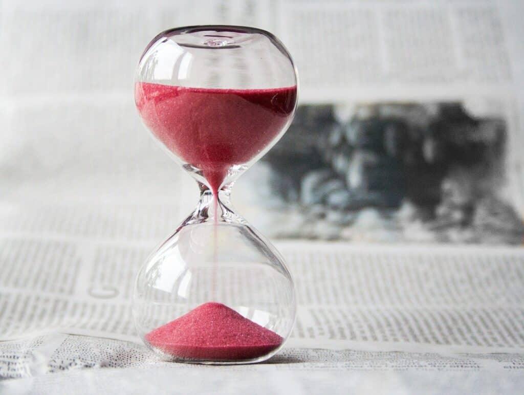 כמה זמן לוקח לקדם אתרים?