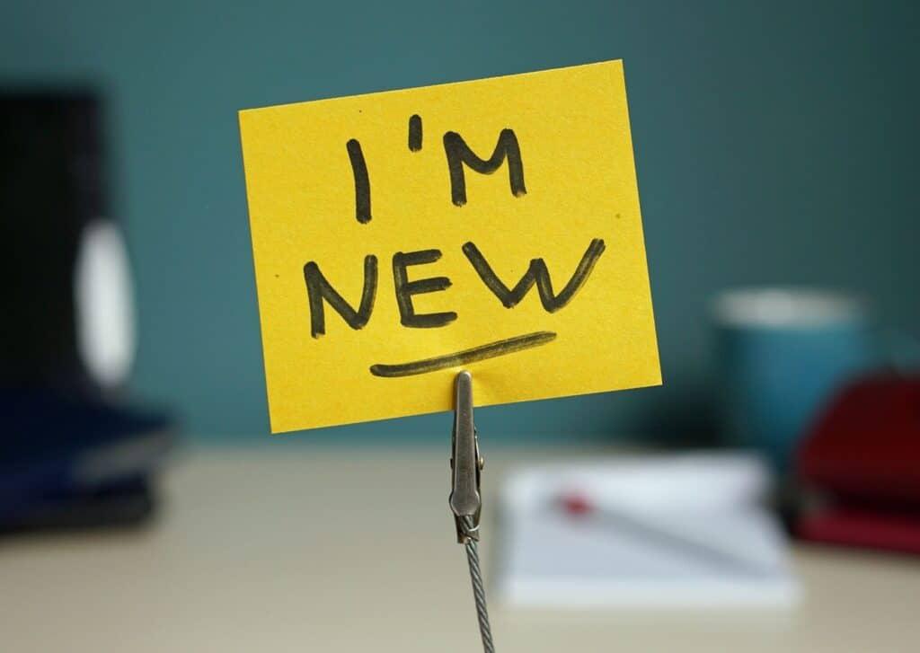 פעולות בעת מעבר לאתר חדש